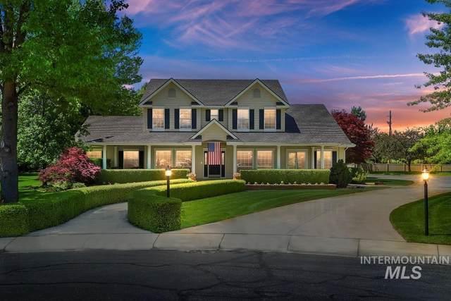 1527 W. Wickshire Ct., Eagle, ID 82616 (MLS #98806095) :: Scott Swan Real Estate Group