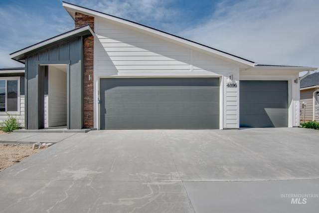 4975 W Ladle Rapids Dr, Meridian, ID 83646 (MLS #98806113) :: Team One Group Real Estate