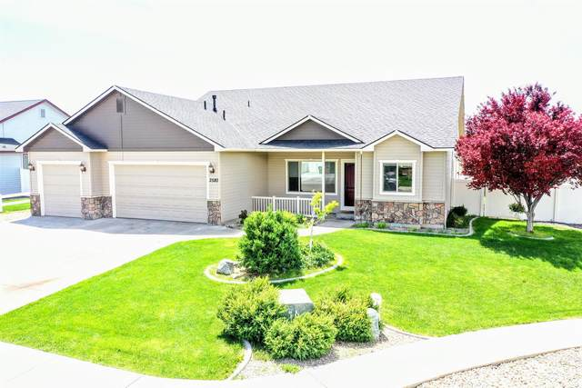 2580 Driftwood Place, Payette, ID 83661 (MLS #98806126) :: Minegar Gamble Premier Real Estate Services