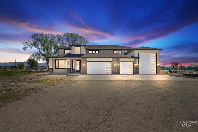 4825 Cherry Ln, Nampa, ID 83687 (MLS #98806133) :: Full Sail Real Estate