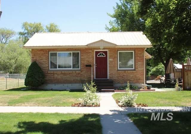 409 7th Ave E, Jerome, ID 83338 (MLS #98806137) :: Michael Ryan Real Estate