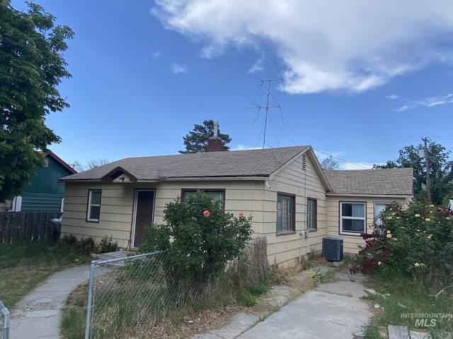 816 N 9th Ave, Buhl, ID 83316 (MLS #98806143) :: Beasley Realty