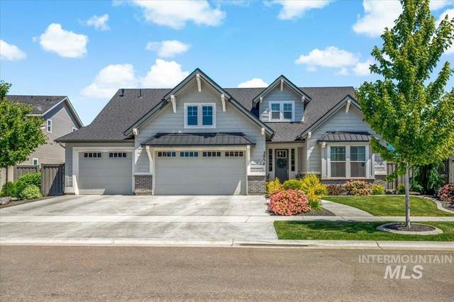 3556 E Angus Hill Dr, Meridian, ID 83642 (MLS #98806161) :: Minegar Gamble Premier Real Estate Services