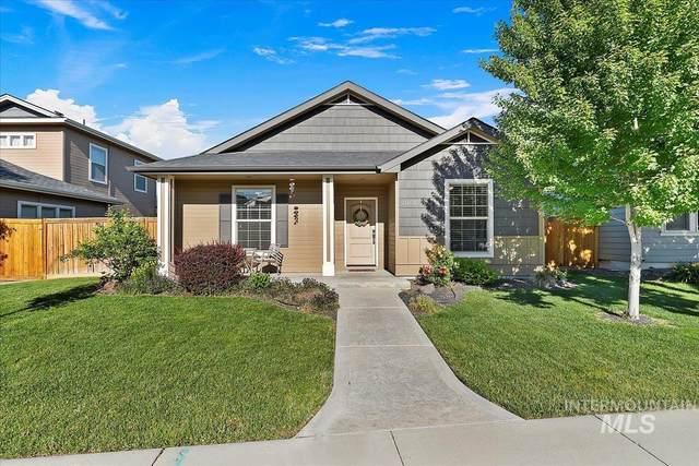 2851 N Leblanc Way, Meridian, ID 83646 (MLS #98806166) :: Own Boise Real Estate