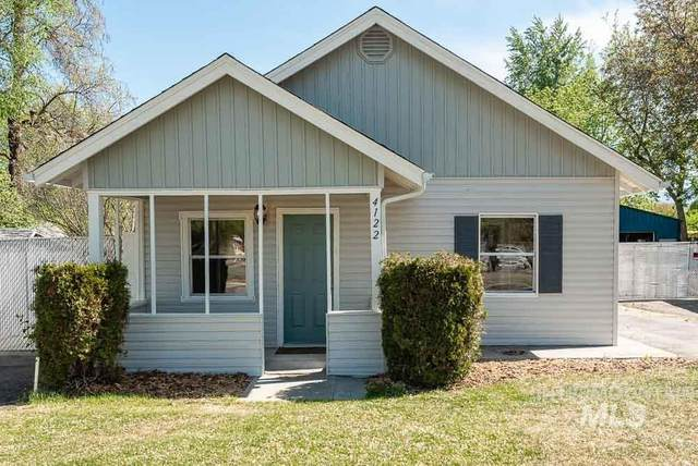 4122 W State St, Boise, ID 83703 (MLS #98806175) :: Build Idaho