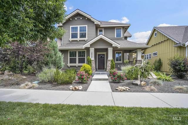2840 S Wise Way, Boise, ID 83716 (MLS #98806182) :: Michael Ryan Real Estate
