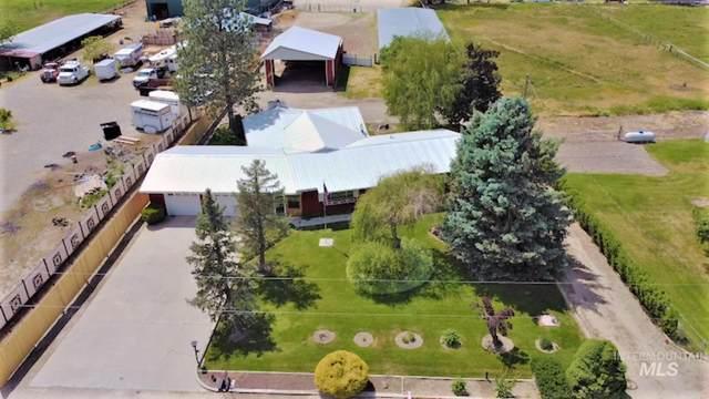 3805 S Mill Rd, Emmett, ID 83617 (MLS #98806205) :: Silvercreek Realty Group