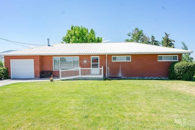 245 E 500 S, Burley, ID 83318 (MLS #98806245) :: Minegar Gamble Premier Real Estate Services