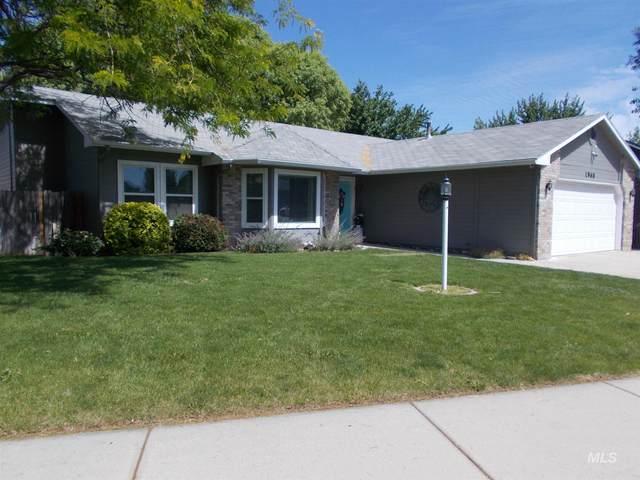 1968 E Lochmeadow, Meridian, ID 83646 (MLS #98806252) :: Story Real Estate