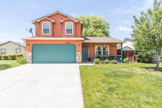 1913 Truman St, Nampa, ID 83686 (MLS #98806260) :: Hessing Group Real Estate