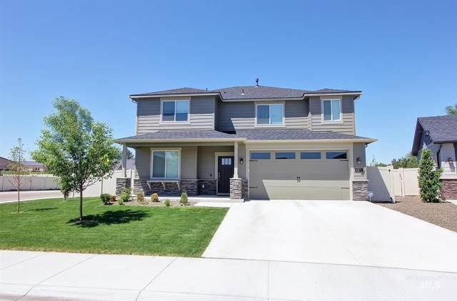 4271 S Silverpine Ave, Boise, ID 83709 (MLS #98806277) :: Own Boise Real Estate