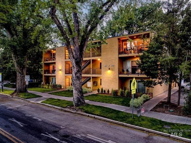 925 N 9TH ST #19, Boise, ID 83702 (MLS #98806283) :: Story Real Estate
