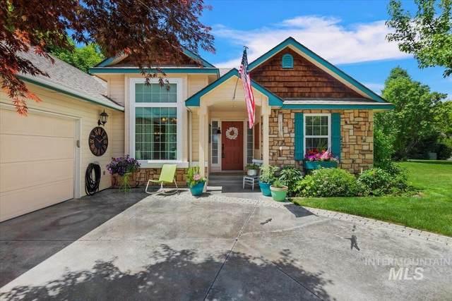2701 N Goldeneye Way, Meridian, ID 83646 (MLS #98806290) :: Michael Ryan Real Estate