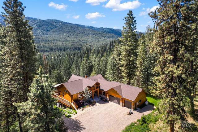 6 Cedar Circle, Idaho City, ID 83631 (MLS #98806292) :: Haith Real Estate Team