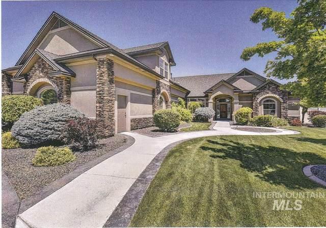 4630 W Briar Rock Dr, Eagle, ID 83616 (MLS #98806306) :: Beasley Realty