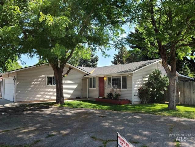 2594 S Kerr Pl, Boise, ID 83705 (MLS #98806308) :: Hessing Group Real Estate