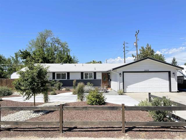 3808 W. Pasadena Dr., Boise, ID 83705 (MLS #98806321) :: Hessing Group Real Estate
