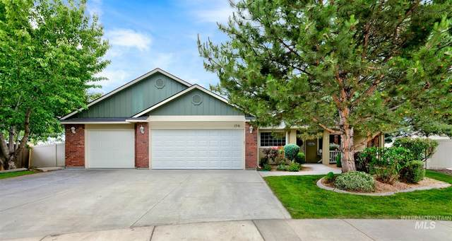 1541 W Crescent Ct, Meridian, ID 83646 (MLS #98806329) :: City of Trees Real Estate