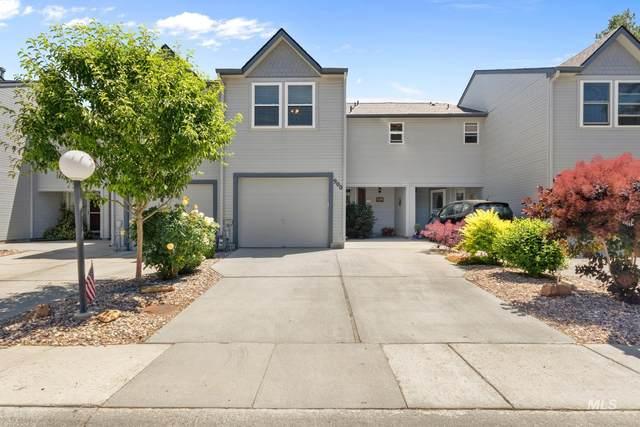 900 N Benjamin Lane, Boise, ID 83704 (MLS #98806346) :: Adam Alexander
