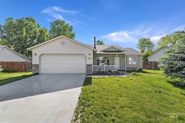 878 N Windflower, Kuna, ID 83634 (MLS #98806365) :: Build Idaho