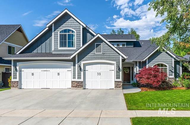 701 W Pickford St, Meridian, ID 83646 (MLS #98806368) :: First Service Group