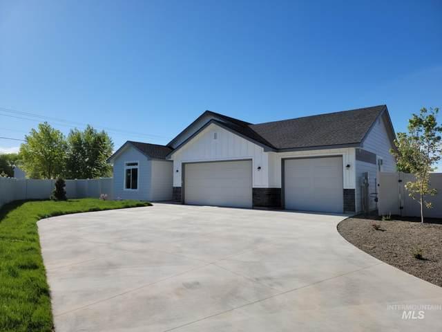 7974 E Samuel St, Nampa, ID 83687 (MLS #98806370) :: Story Real Estate