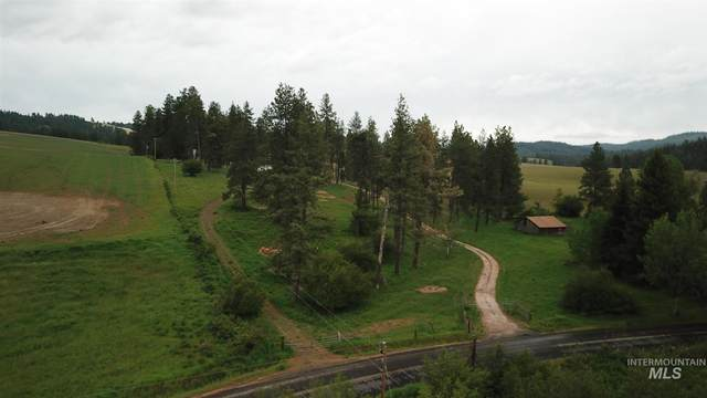 0 Hatter Crk Rd, Princeton, ID 83857 (MLS #98806384) :: Story Real Estate