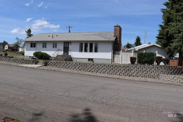 512 Hogan Street, Cottonwood, ID 83522 (MLS #98806404) :: Epic Realty