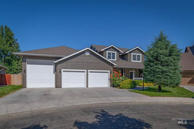 6086 N Bennington Way, Boise, ID 83713 (MLS #98806415) :: Minegar Gamble Premier Real Estate Services