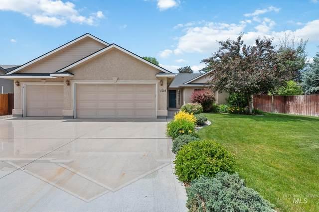 125 S Parkinson Way, Eagle, ID 83616 (MLS #98806416) :: Haith Real Estate Team