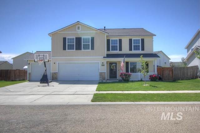 555 Gold St., Middleton, ID 83644 (MLS #98806417) :: Hessing Group Real Estate
