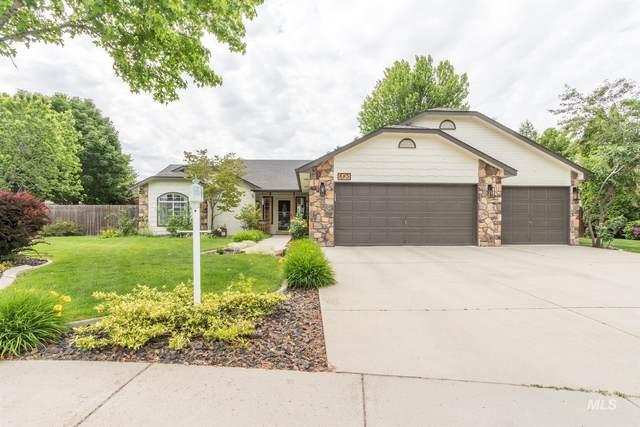 865 Finch Creek, Meridian, ID 83646 (MLS #98806421) :: Story Real Estate