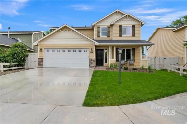 918 N Britt Place, Meridian, ID 83642 (MLS #98806424) :: Story Real Estate