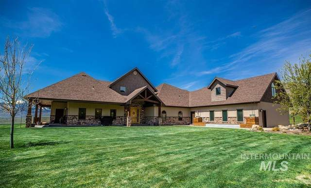 1596 S Hwy 77, Malta, ID 83342 (MLS #98806431) :: Team One Group Real Estate