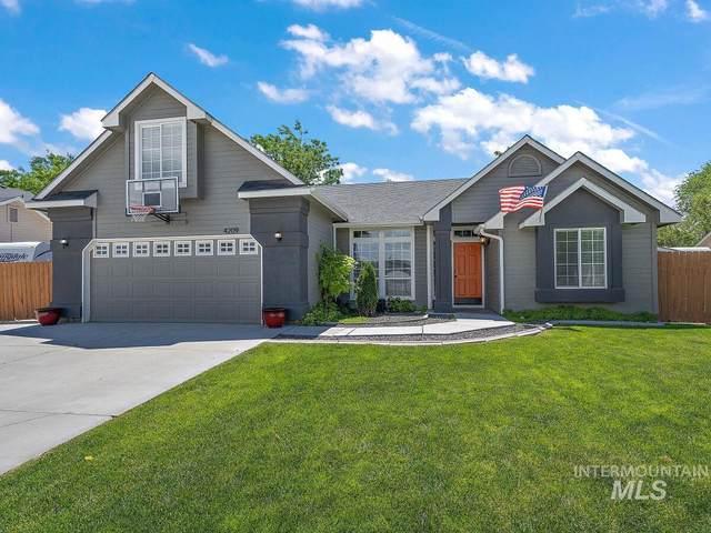 4209 E Park Ridge Drive, Nampa, ID 83687 (MLS #98806436) :: Hessing Group Real Estate
