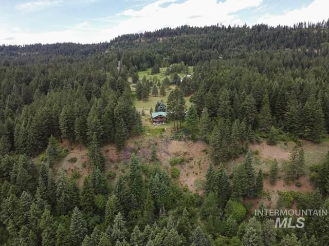 564 Woodland Meadow Road, Orofino, ID 83544 (MLS #98806440) :: Jon Gosche Real Estate, LLC