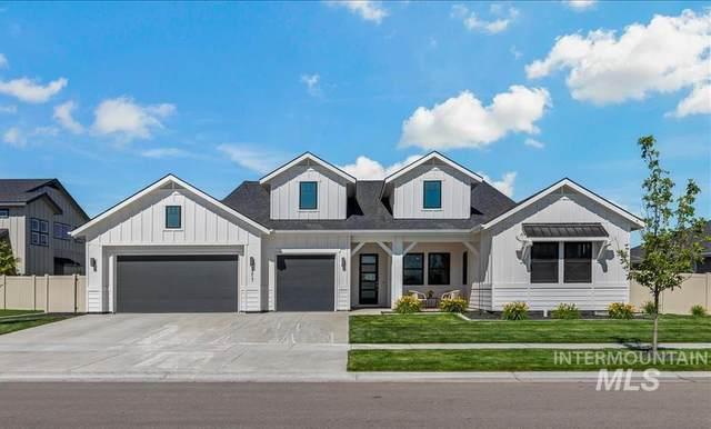 5217 S Twilight Mist Way, Meridian, ID 83642 (MLS #98806444) :: Build Idaho