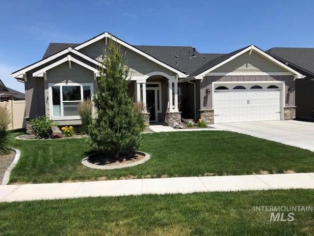 4531 S Lava Springs Loop, Nampa, ID 83686 (MLS #98806446) :: Scott Swan Real Estate Group