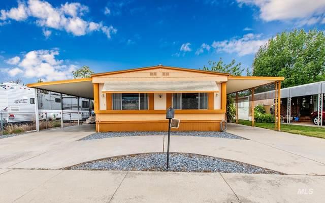 10964 W Palm Drive, Boise, ID 83713 (MLS #98806447) :: Haith Real Estate Team
