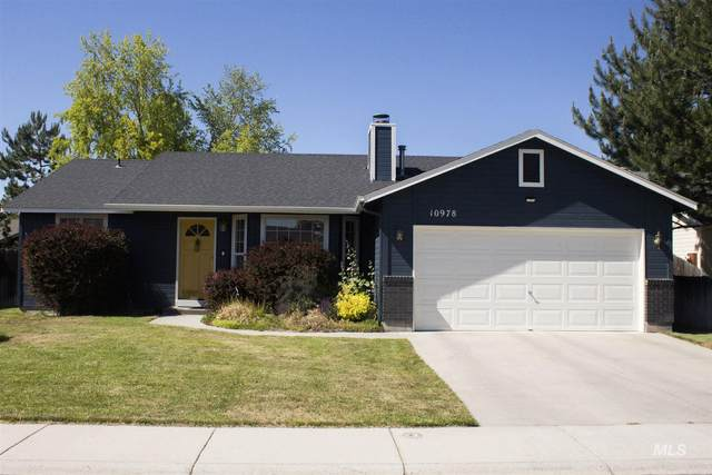 10978 W Tidewater Ct, Boise, ID 83713 (MLS #98806455) :: Hessing Group Real Estate