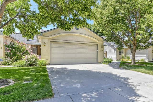 4059 N Eiguren Place, Boise, ID 83703 (MLS #98806458) :: Story Real Estate
