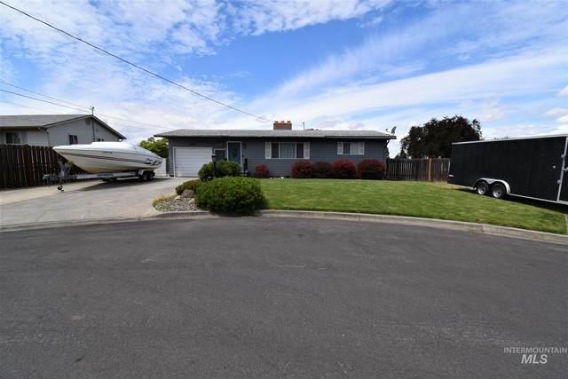 3208 8th Street E, Lewiston, ID 83501 (MLS #98806461) :: City of Trees Real Estate