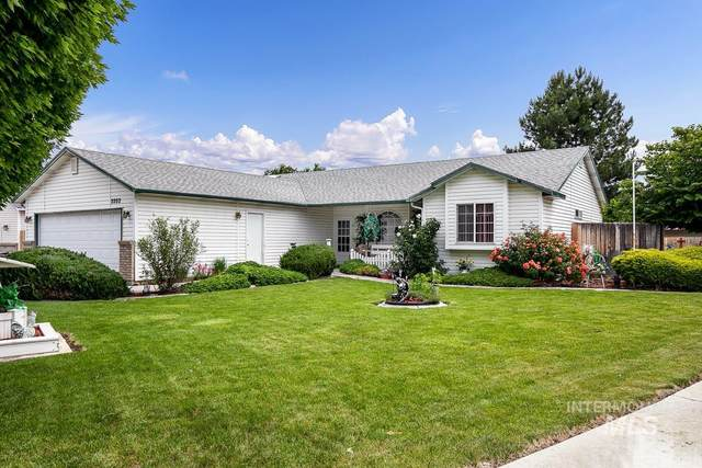 2252 S Covey Avenue, Meridian, ID 83642 (MLS #98806463) :: Hessing Group Real Estate