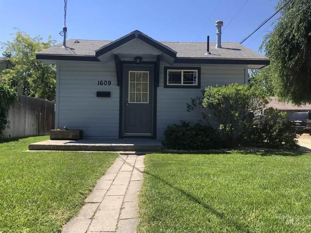 1609 W Warren, Boise, ID 83706 (MLS #98806466) :: Beasley Realty