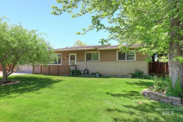 10711 W Fox Brush Dr, Boise, ID 83709 (MLS #98806475) :: Story Real Estate