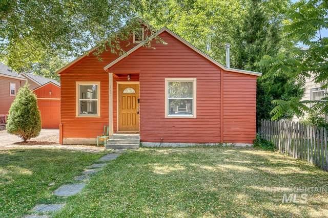 1017 N 30th Street, Boise, ID 83702 (MLS #98806479) :: Haith Real Estate Team