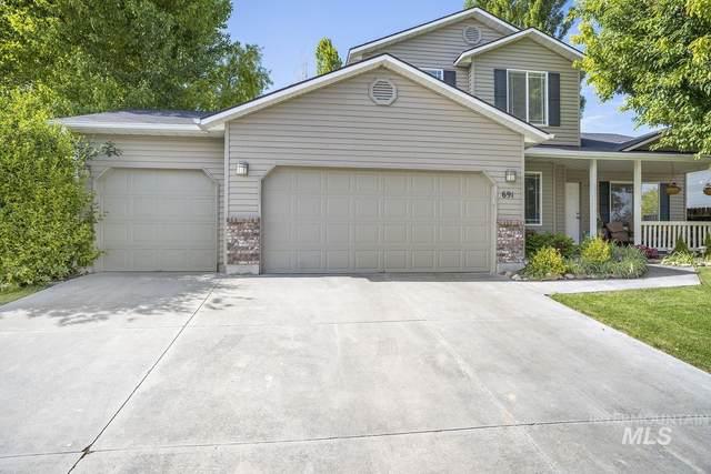 691 E Andrea St, Kuna, ID 83634 (MLS #98806517) :: Hessing Group Real Estate