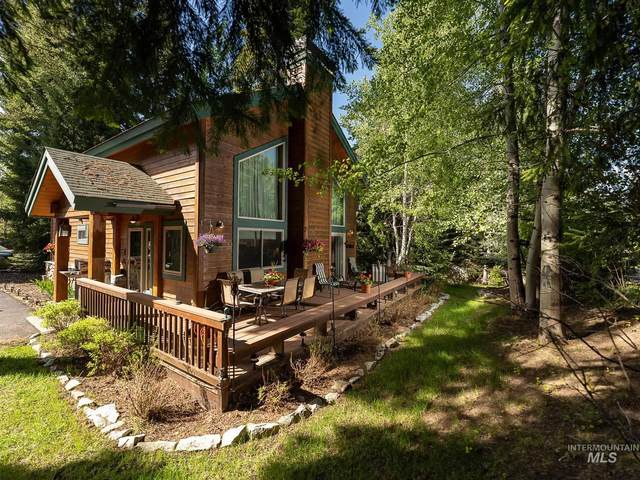 967 Cottage Court, Mccall, ID 83638 (MLS #98806527) :: Beasley Realty