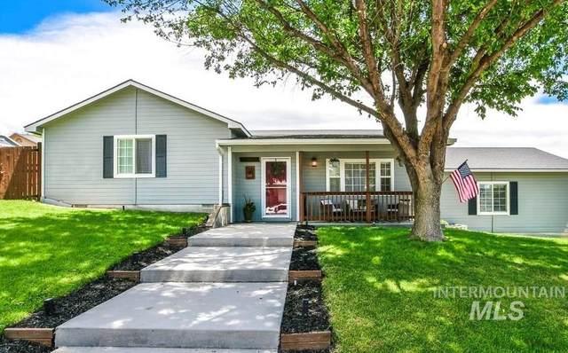 116 Cougar Pl, Nampa, ID 83687 (MLS #98806535) :: Hessing Group Real Estate