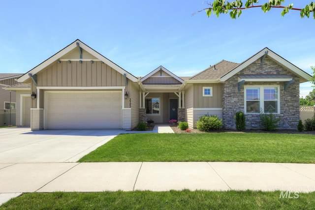 3723 N Pampas Ave, Meridian, ID 83646 (MLS #98806549) :: Story Real Estate